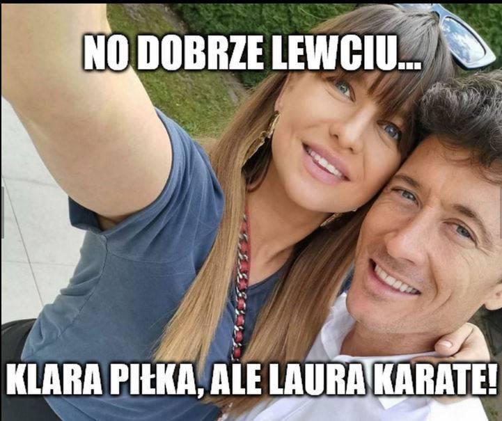 Memy o Lewandowskich