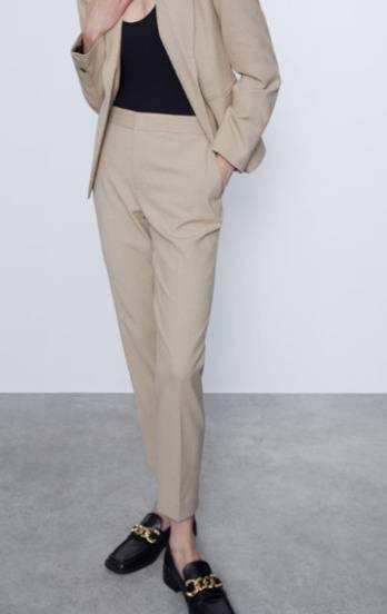 Zara - spodnie za 45,90 PLN
