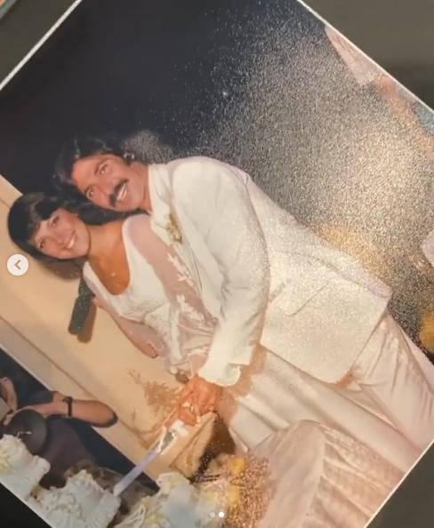 Kris Jenner – pierwszy ślub