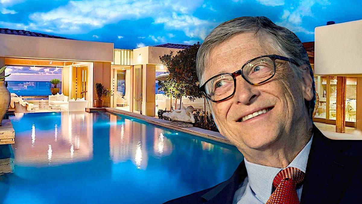 Bill Gates – nowy dom