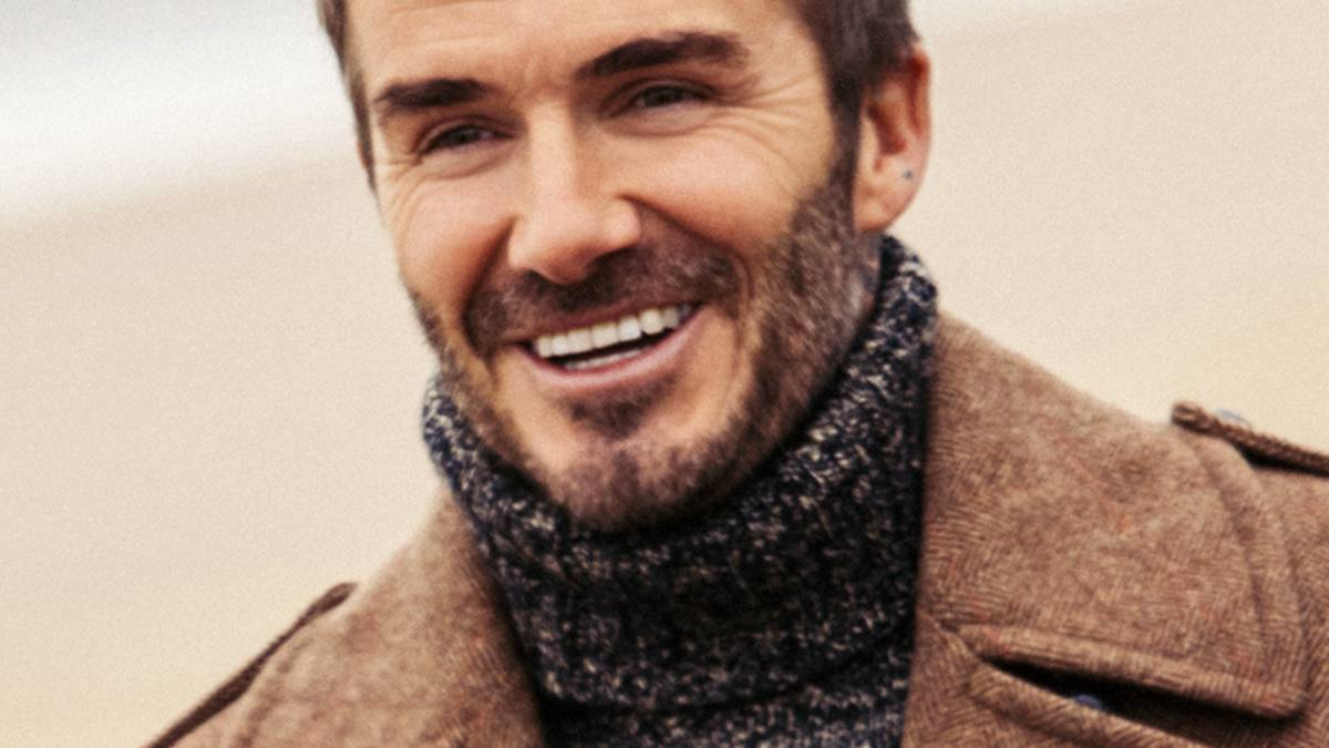 David Beckham urodziny