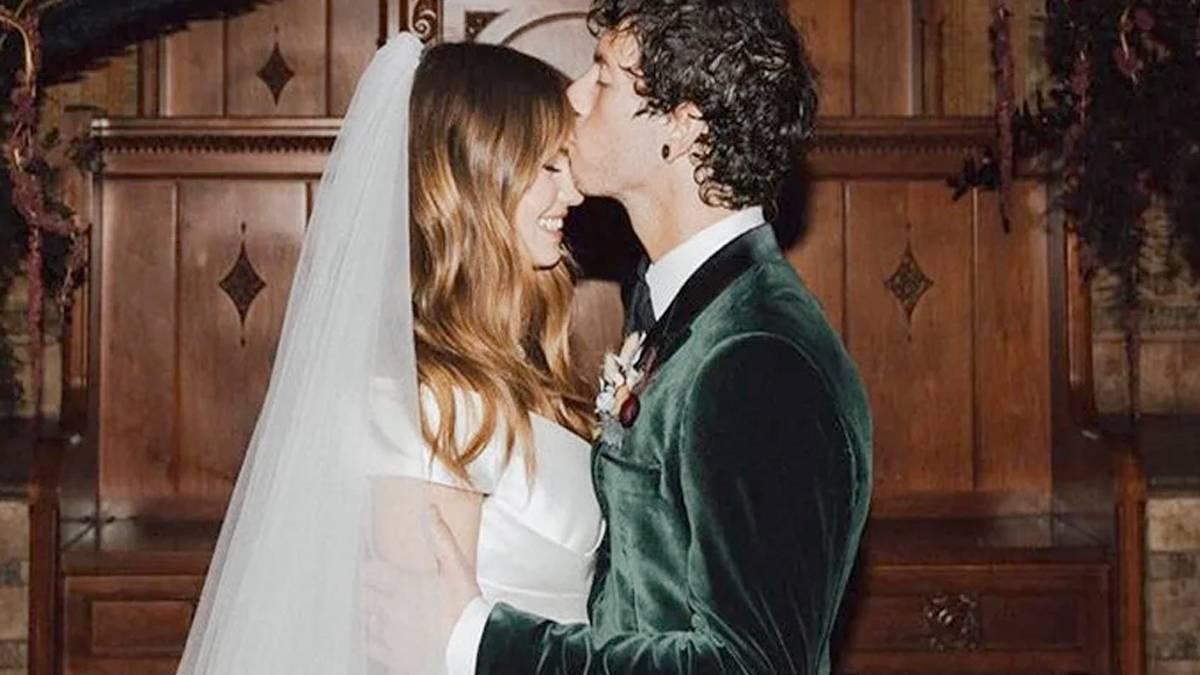Debby Ryan ślub