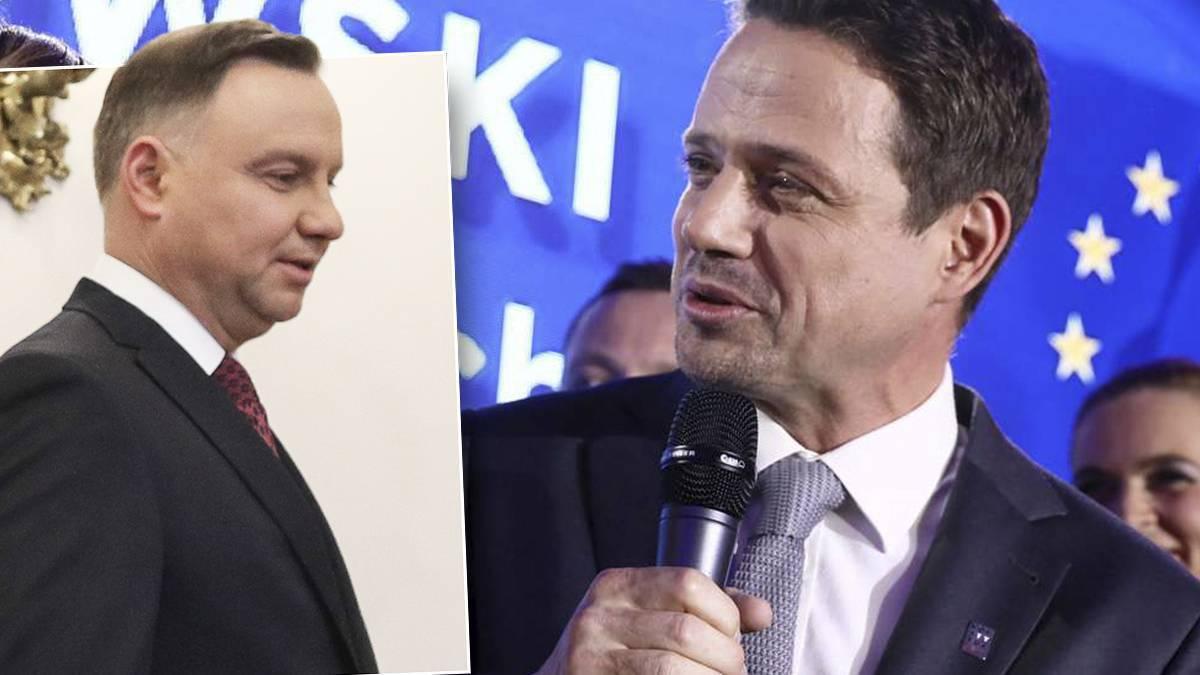 Wybory Prezydenckie 2020: Andrzej Duda i Rafał Trzaskowski