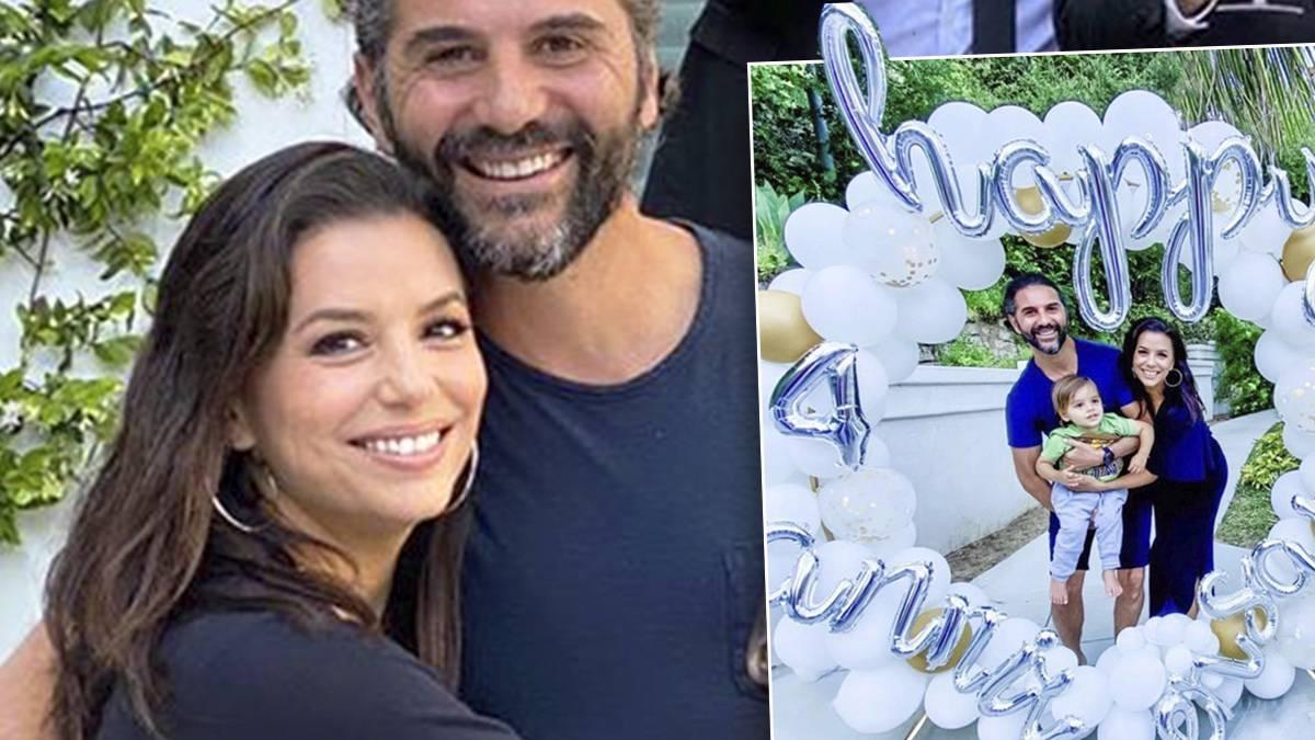 Eva Longoria świętuje rocznicę ślubu