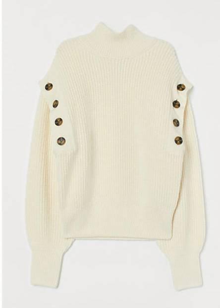 Sweter z H&M za 119,90