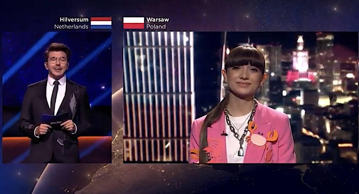 Viki Gabor na Eurowizja: Światełko dla Europy