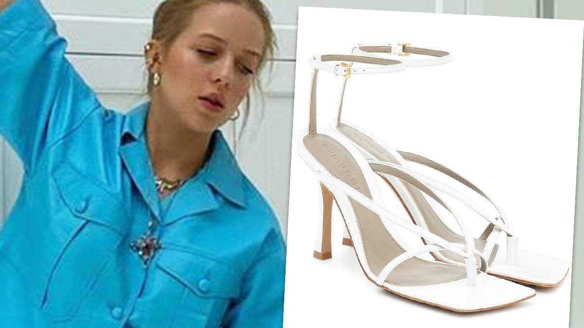 Jessica Mercedes ma buty z CCC