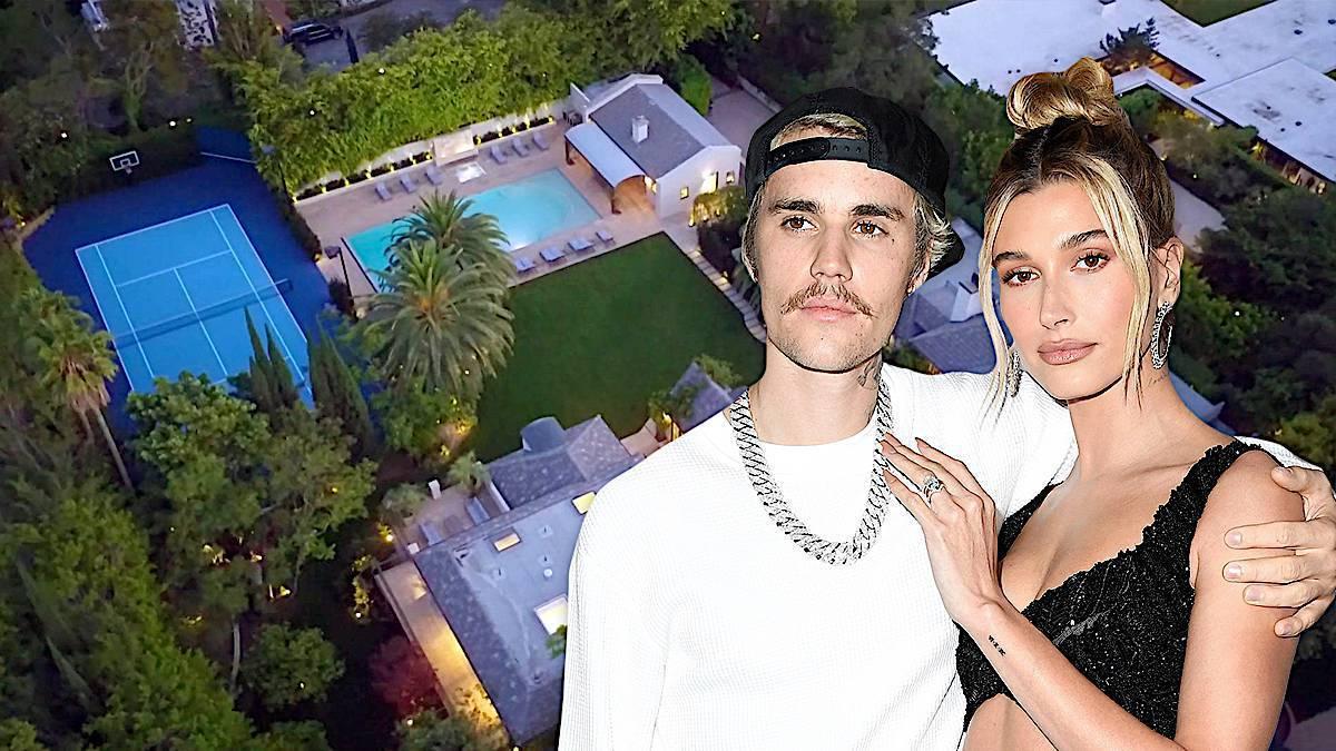 Dom Justina Biebera i Hailey Baldwin