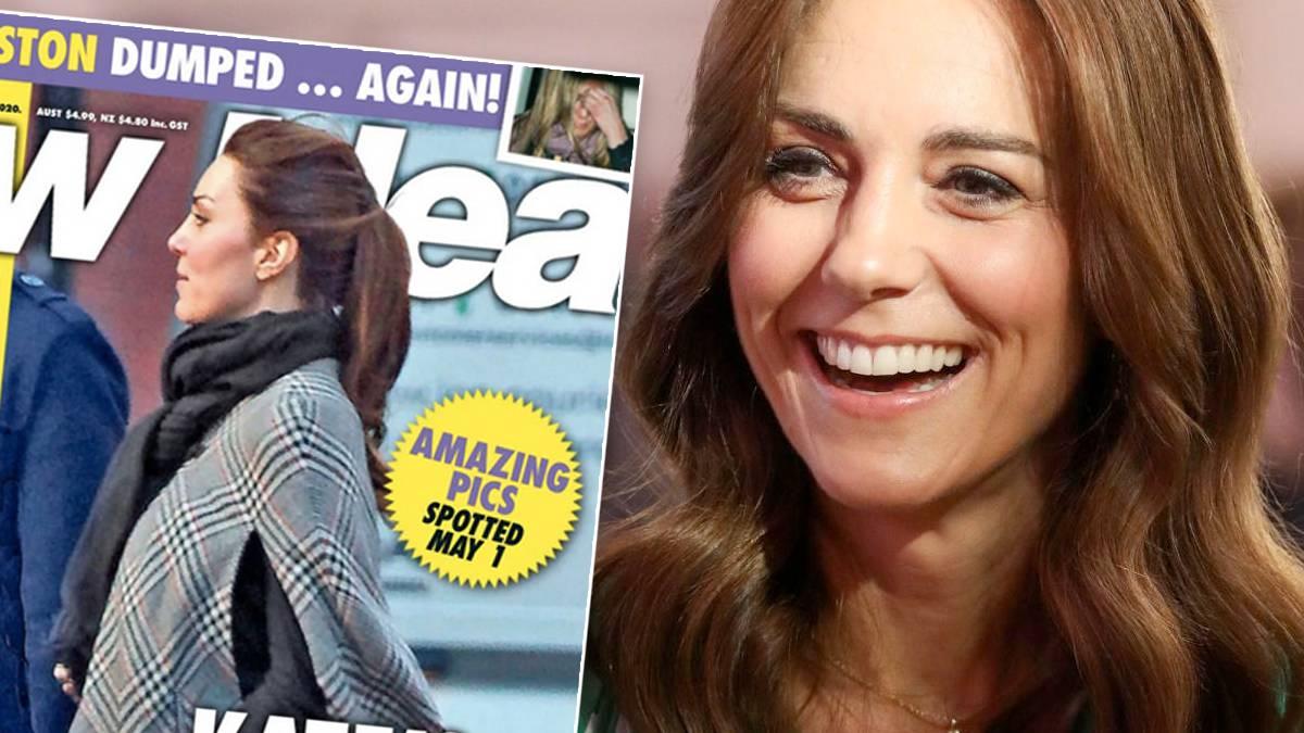 Księżna Kate w czwartej ciąży?