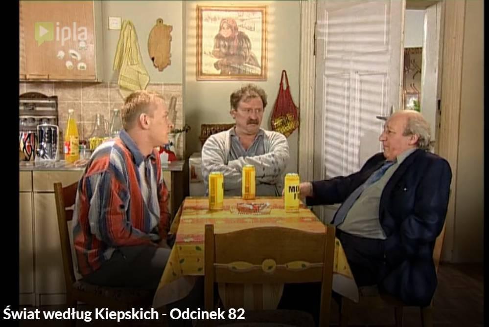 Jerzy Łapiński nie żyje. Fot. Screen Ipla