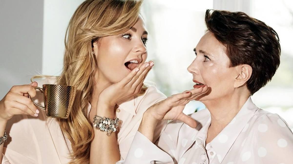 Małgorzata Socha w kampanii reklamowej