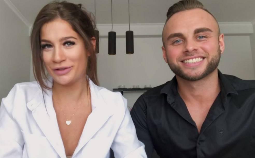 Marietta i Chris w specjalnym odcinku programu Hotel Paradise. Screen: Player.pl