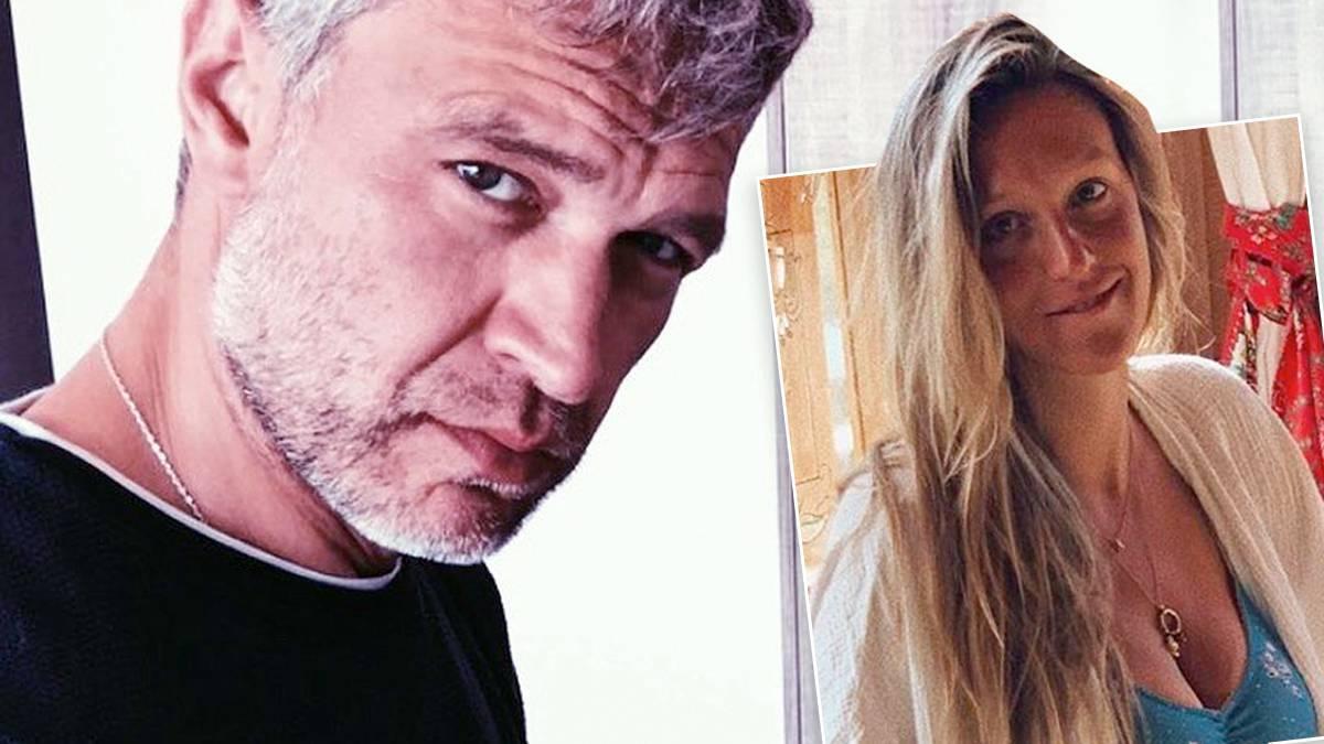 Michał Żebrowski i Ola