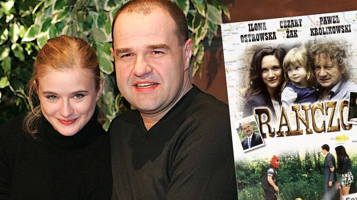 Ranczo, Marta Chodorowska, Cezary Żak