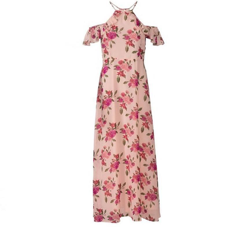 Lidl - sukienka w kwiaty za 65 złotych