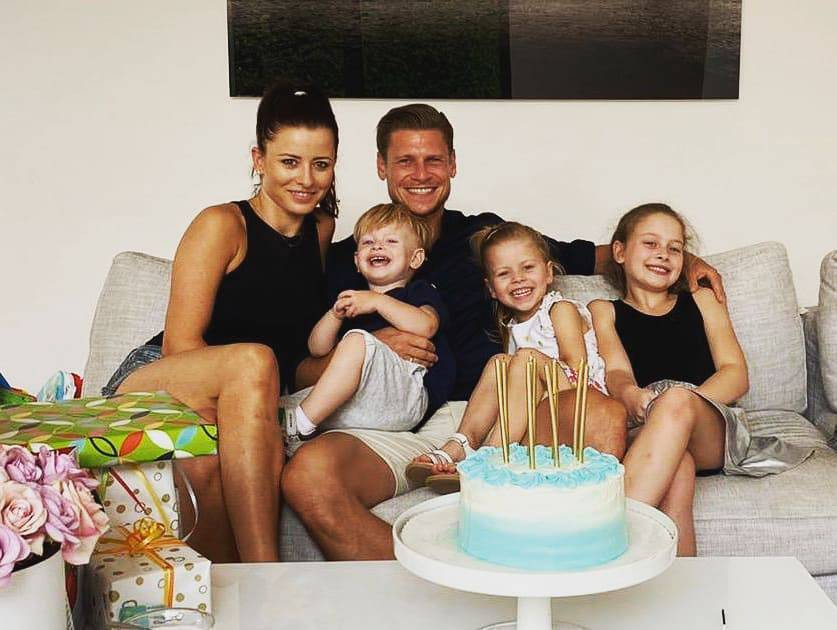 Łukasz Piszczek świętuje 35. urodziny z rodziną