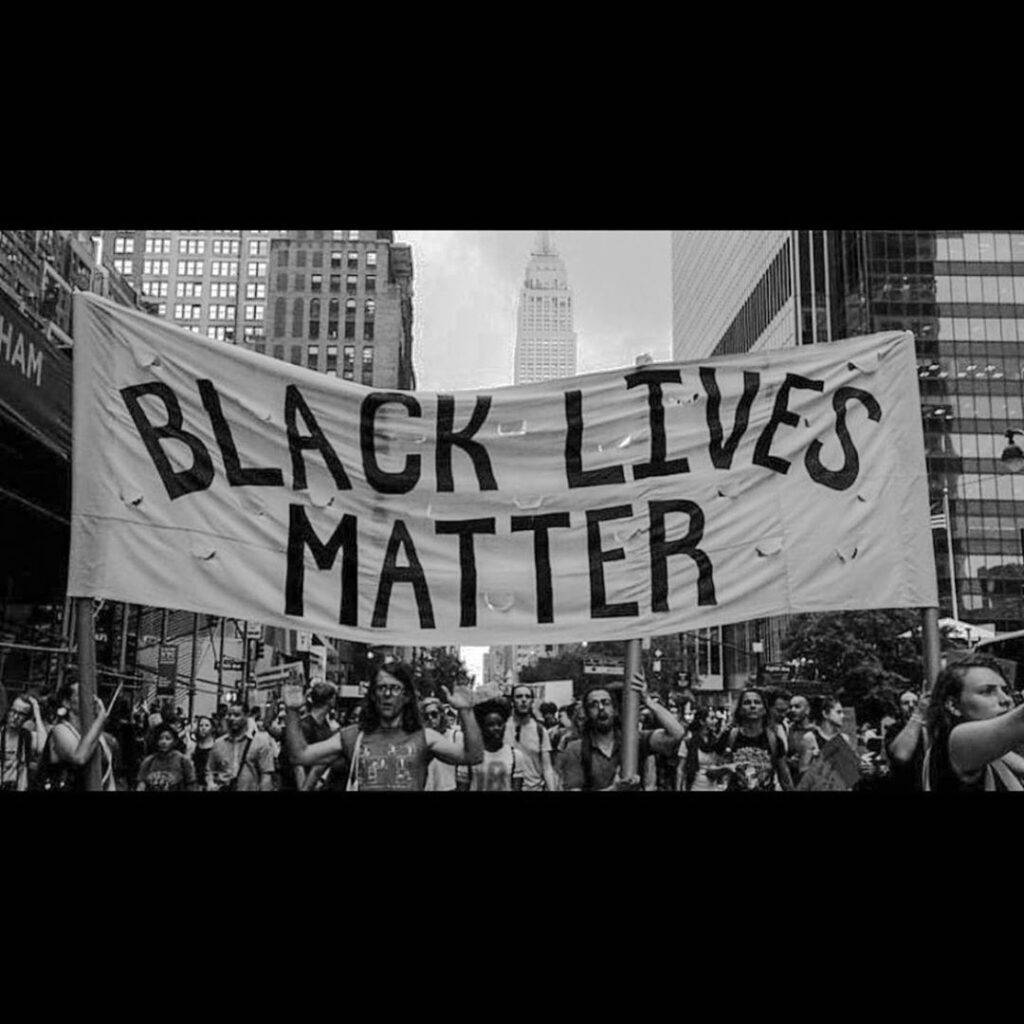 Black Lives Matter - Michał Piróg