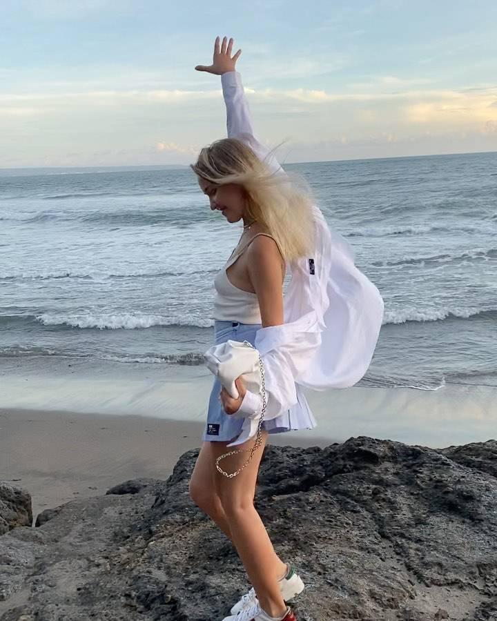 Anastasia Tropitsel nie żyje. Zmarła na Bali