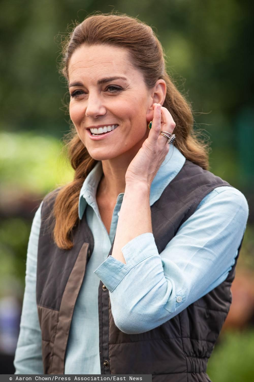 Księżna Kate - pierwsze wyjście po kwarantannie