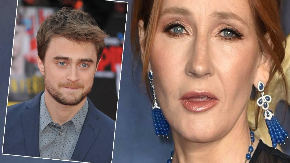 J.K. Rowling i Daniel Radcliffe