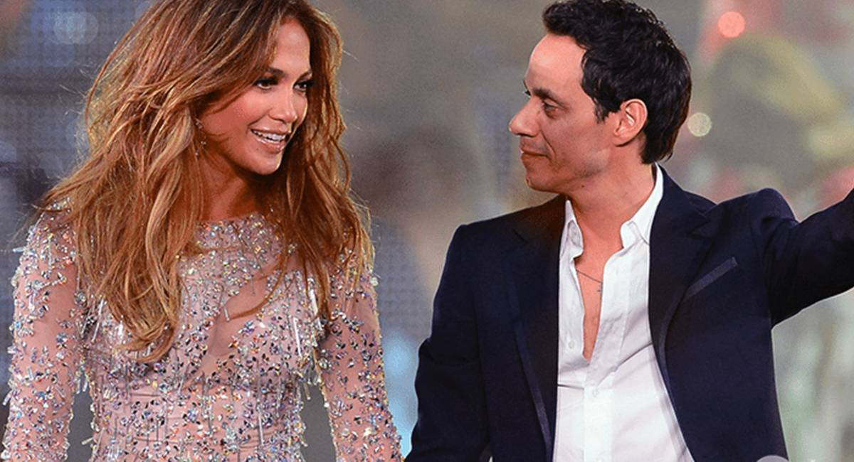 Jennifer Lopez i Marc Anthony
