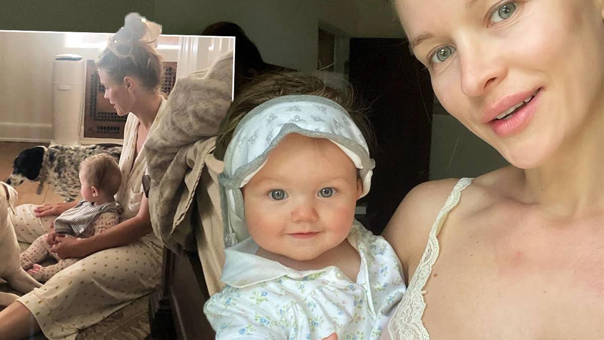 Joanna Krupa pokazała nowe zdjęcie z Ashą