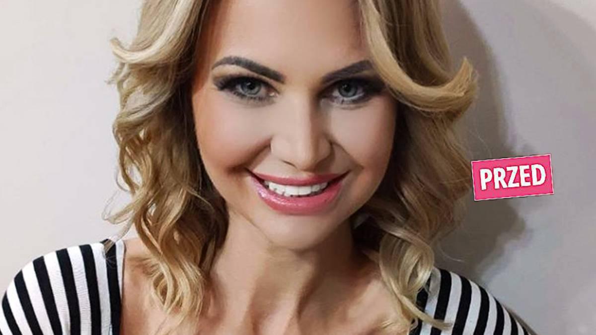 Maja Rutkowski - nowy kolor włosów