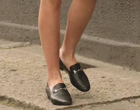 Oliwia Bieniuk - buty Gucci za około 2600 złotych