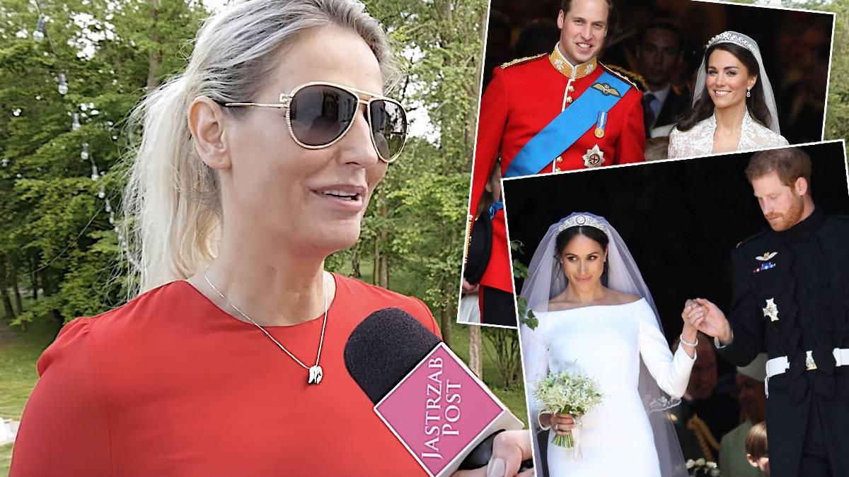Dominika Tajner o książęcych ślubach