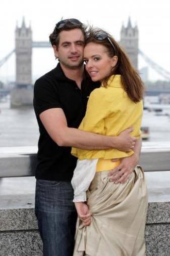 Anna Wendzikowska i Chrisopher Combe – pierwszy mąż dziennikarki