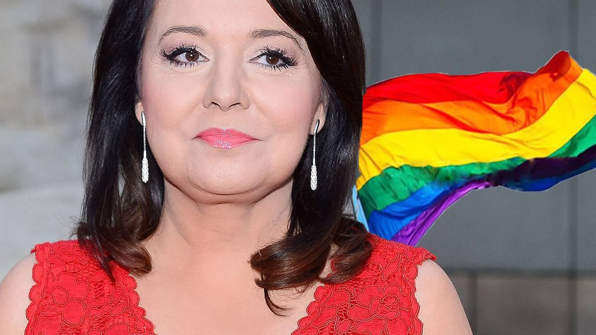 Danuta Holecka o LGBT