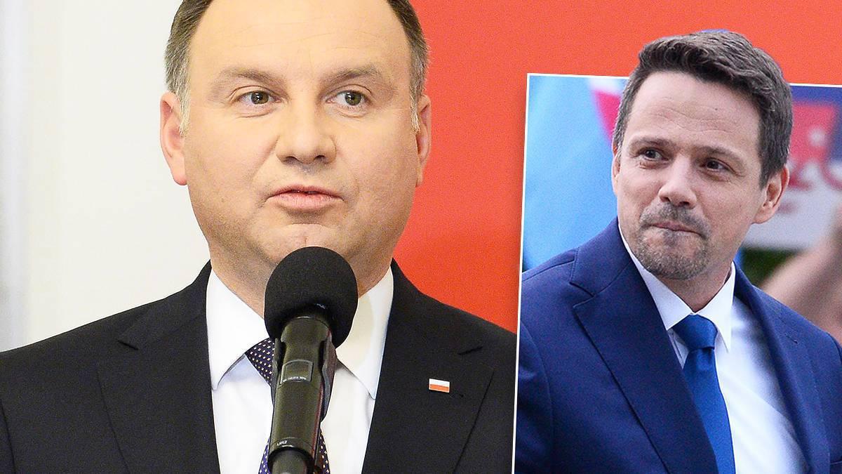 Andrzej Duda i Rafał Trzaskowski: wybory prezydenckie 2020