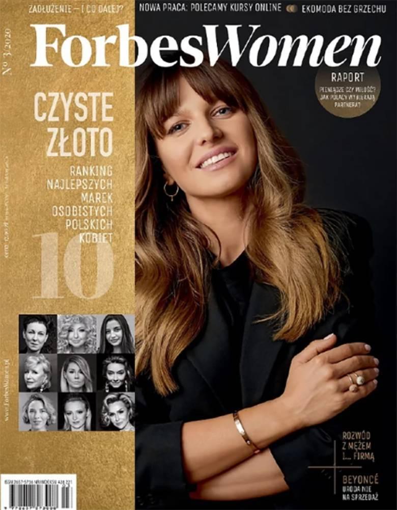 Forbes Women - ranking