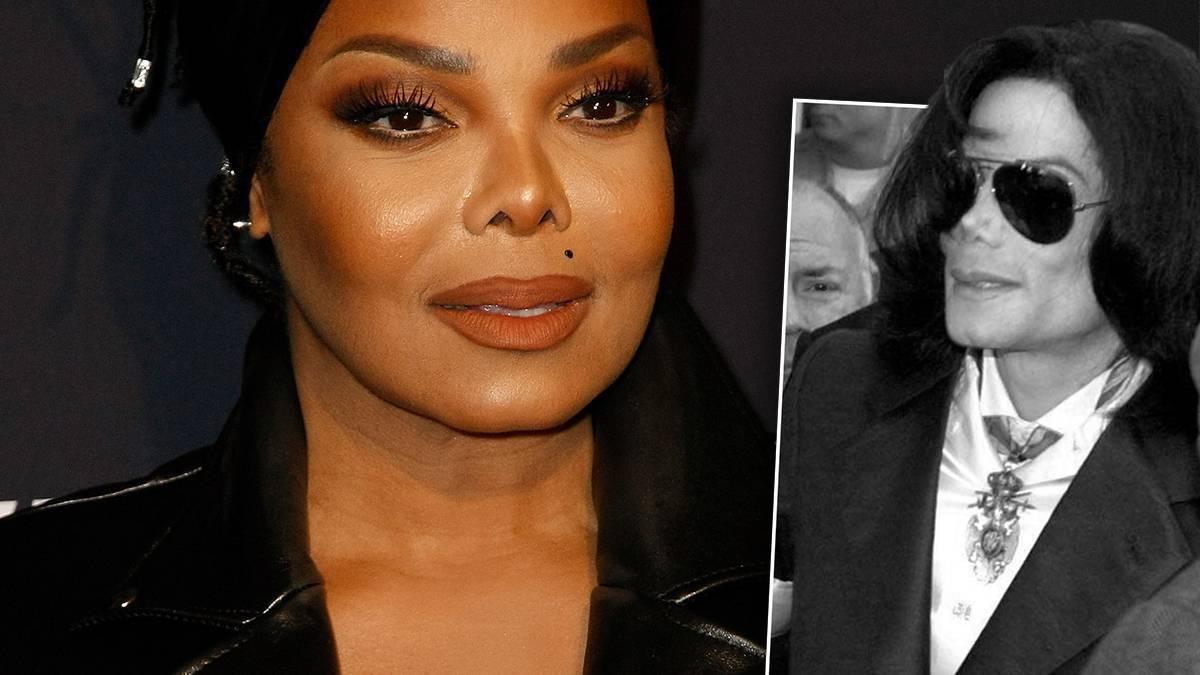 Janet Jackson i Michael Jackson