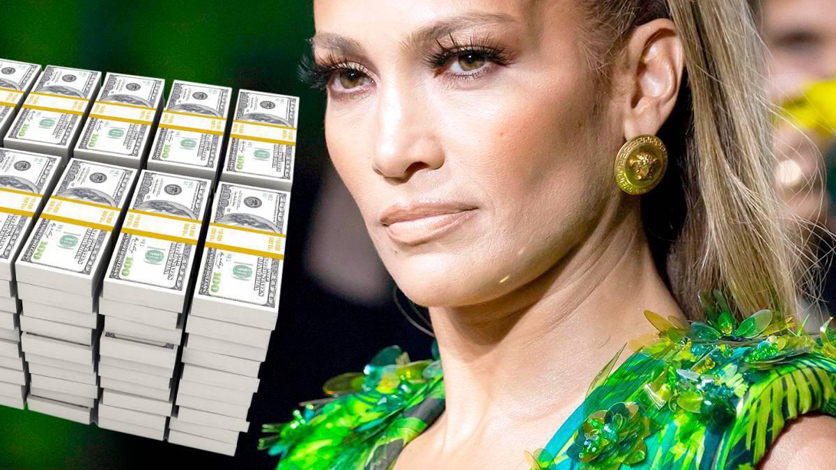Jennifer Lopez biznesy