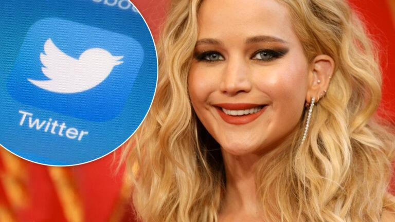 Jennifer Lawrence Twitter