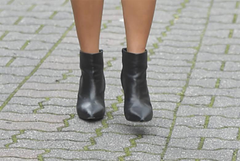 Anna Lewandowska gościła w Dzień Dobry TVN. Jakie buty wybrała?
