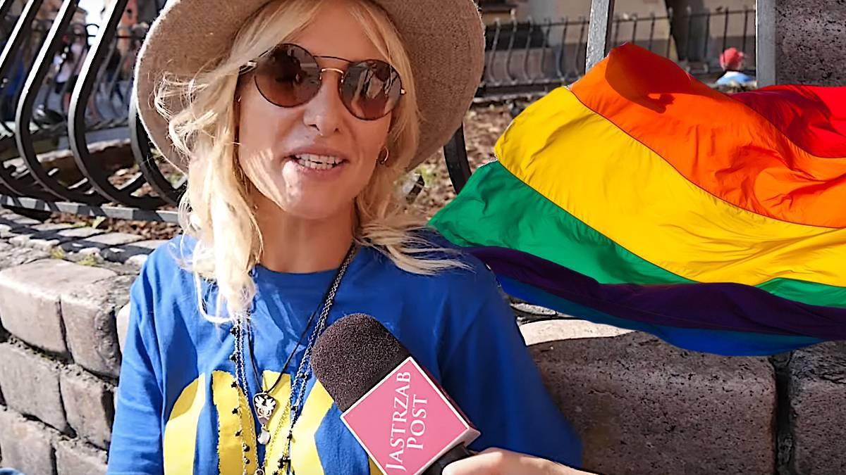 Patrycja Markowska o LGBT
