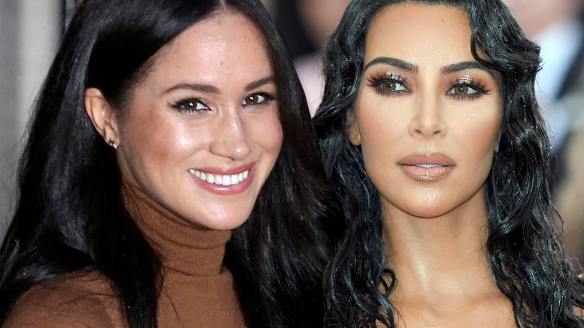 Meghan Markle, Kim Kardashian