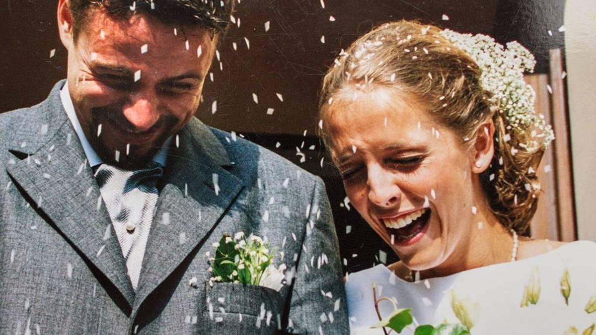 Trzaskowscy ślub