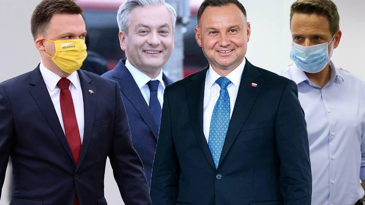 Wybory 2020 - kto w II turze?