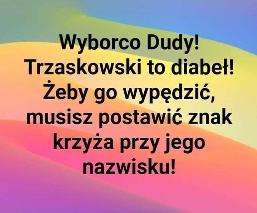 Marcin Muller o Trzaskowskim