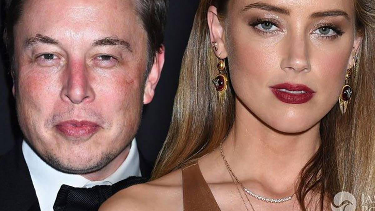 Amber Heard i Elon Musk