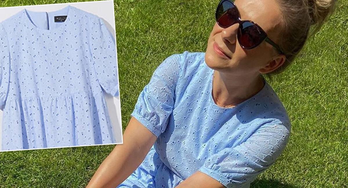 Aneta Zając - sukienka