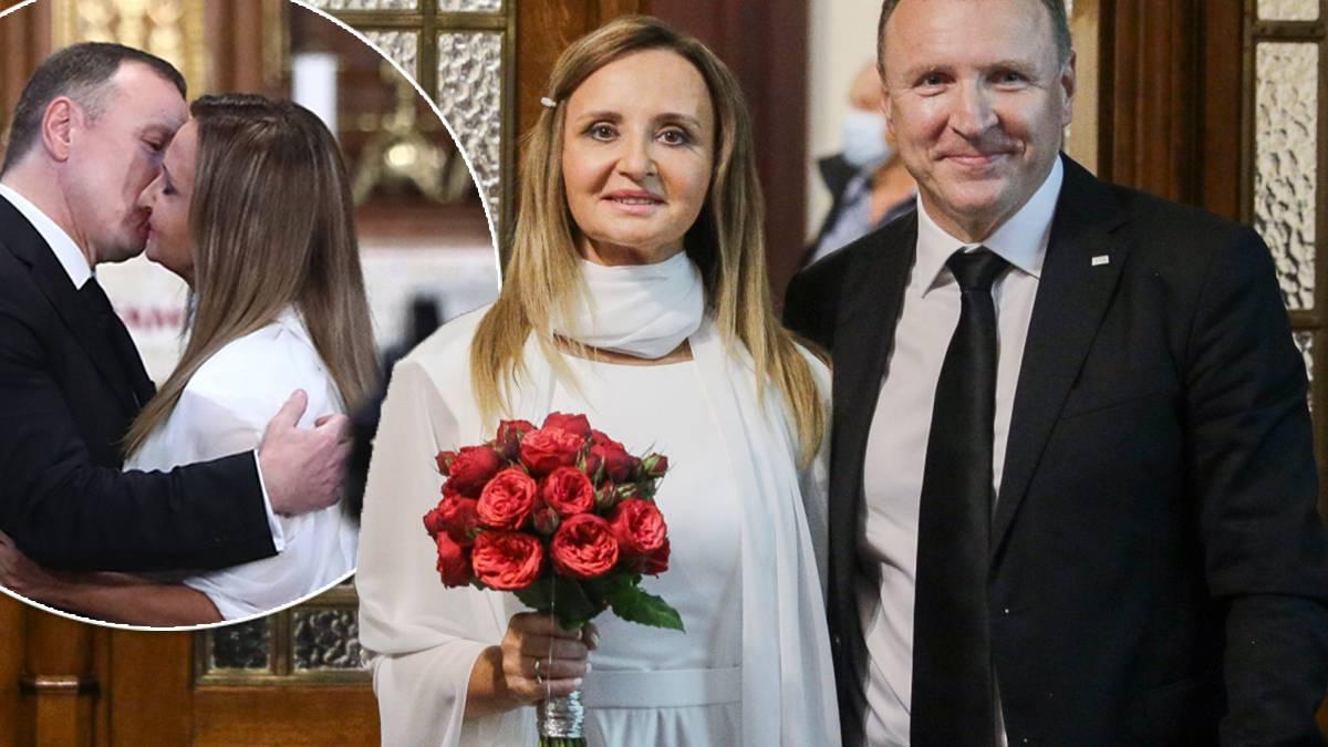 Jacek Kurski - drugi ślub