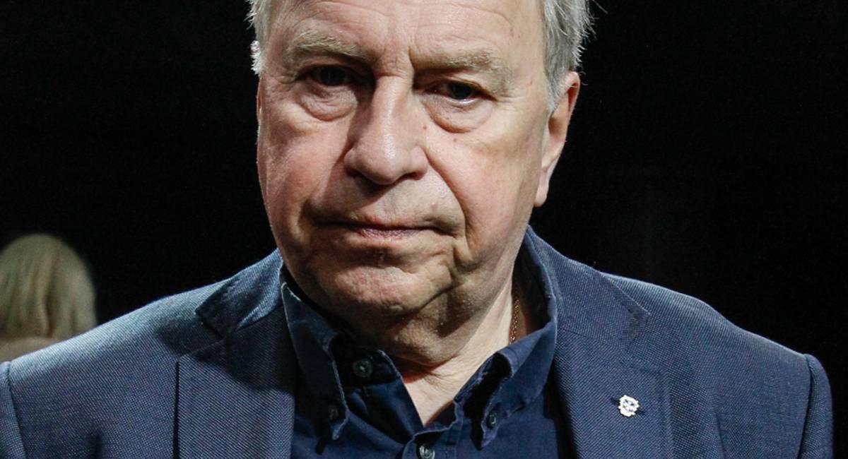 Jerzy Stuhr w szpitalu