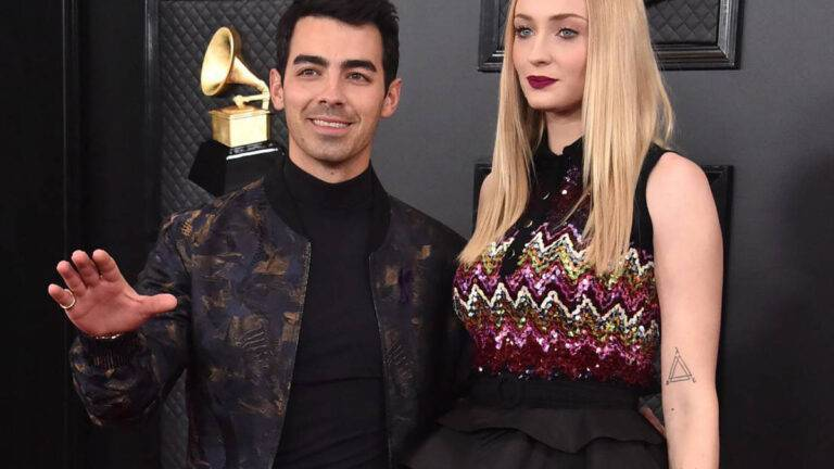 Joe Jonas i Sophie Turner