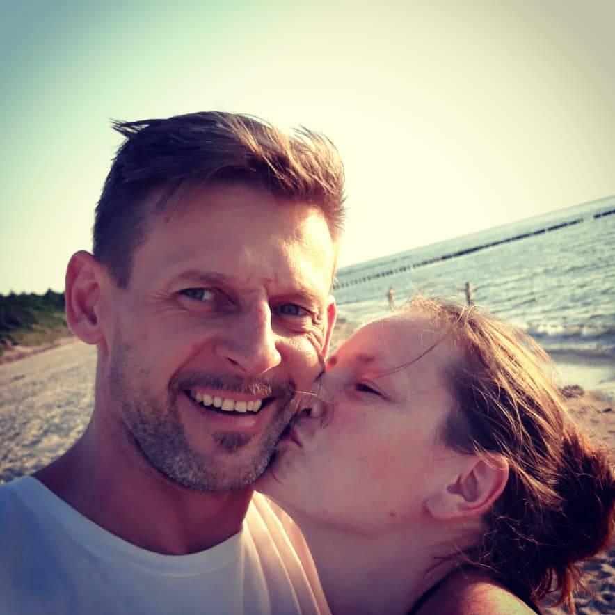 Michał Wójcik poinformował o chorobie ukochanej