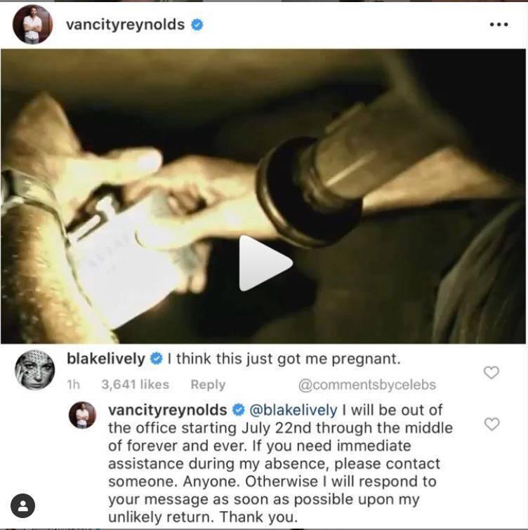 Ryan Reynolds i Blake Lively - kolejna ciąża