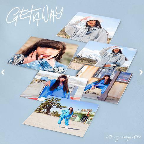 Viki Gabor – płyta Getaway
